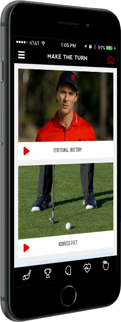 The MTT app from top Oregon golf coach Jeff Ritter