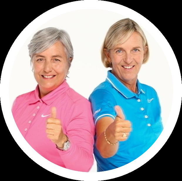 Pia Nilsson & Lynn Marriott