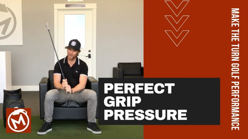 Bend, OR golf coach Jeff Ritter teaches you how to attain the perfect grip pressure