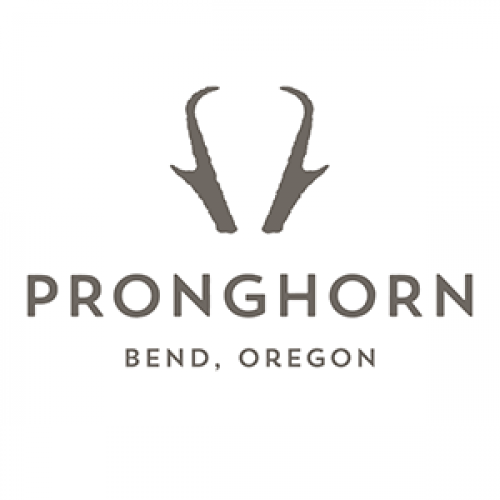 Pronghorn Logo Home